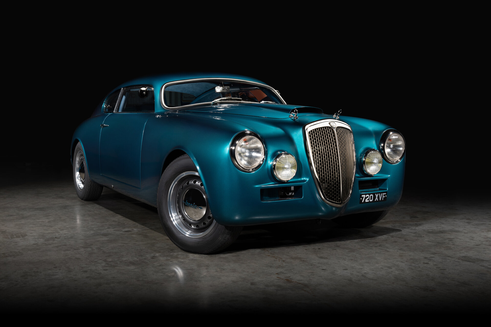 Lancia Aurelia 'Outlaw' front three quarter