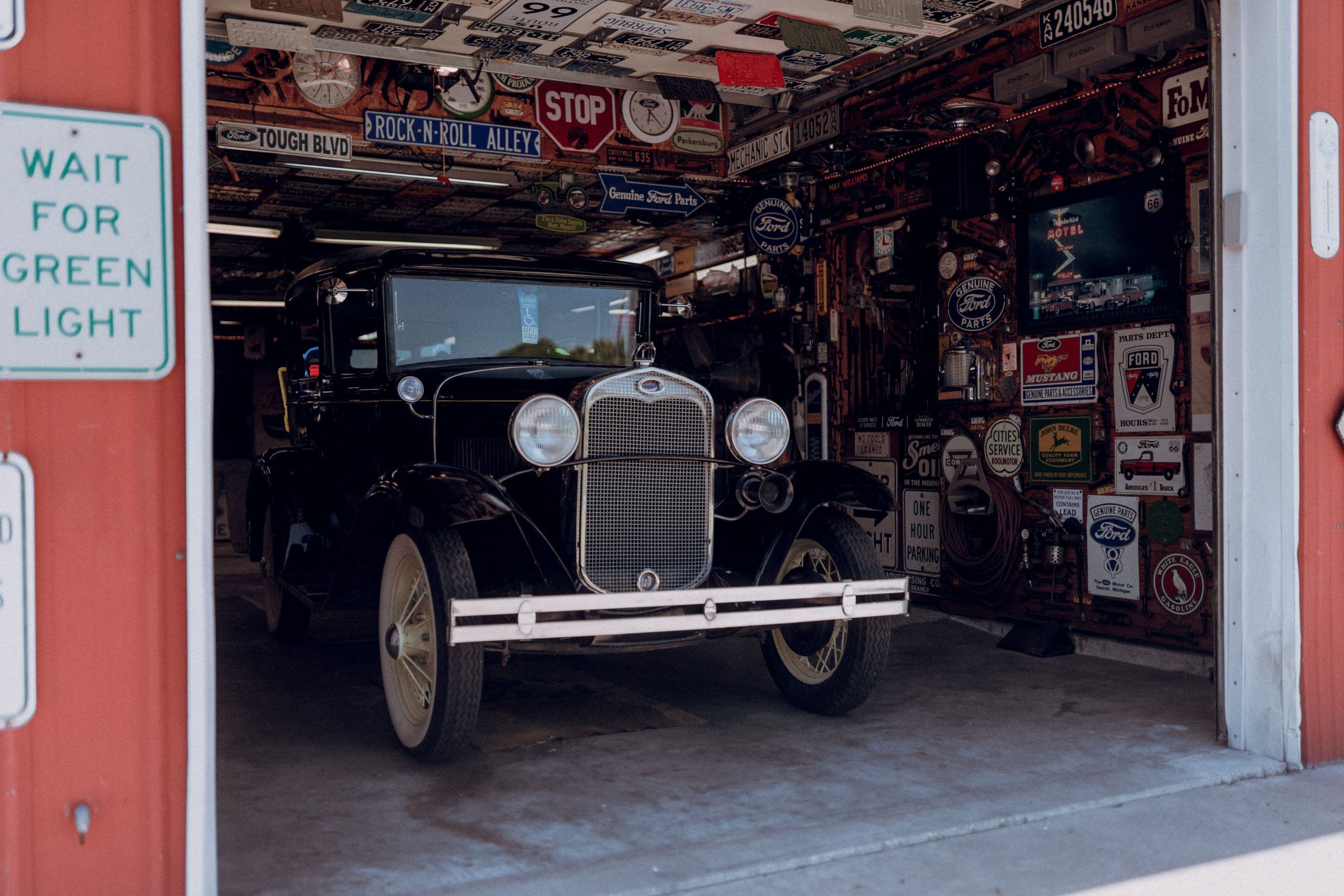 Max Williams Ford Model A