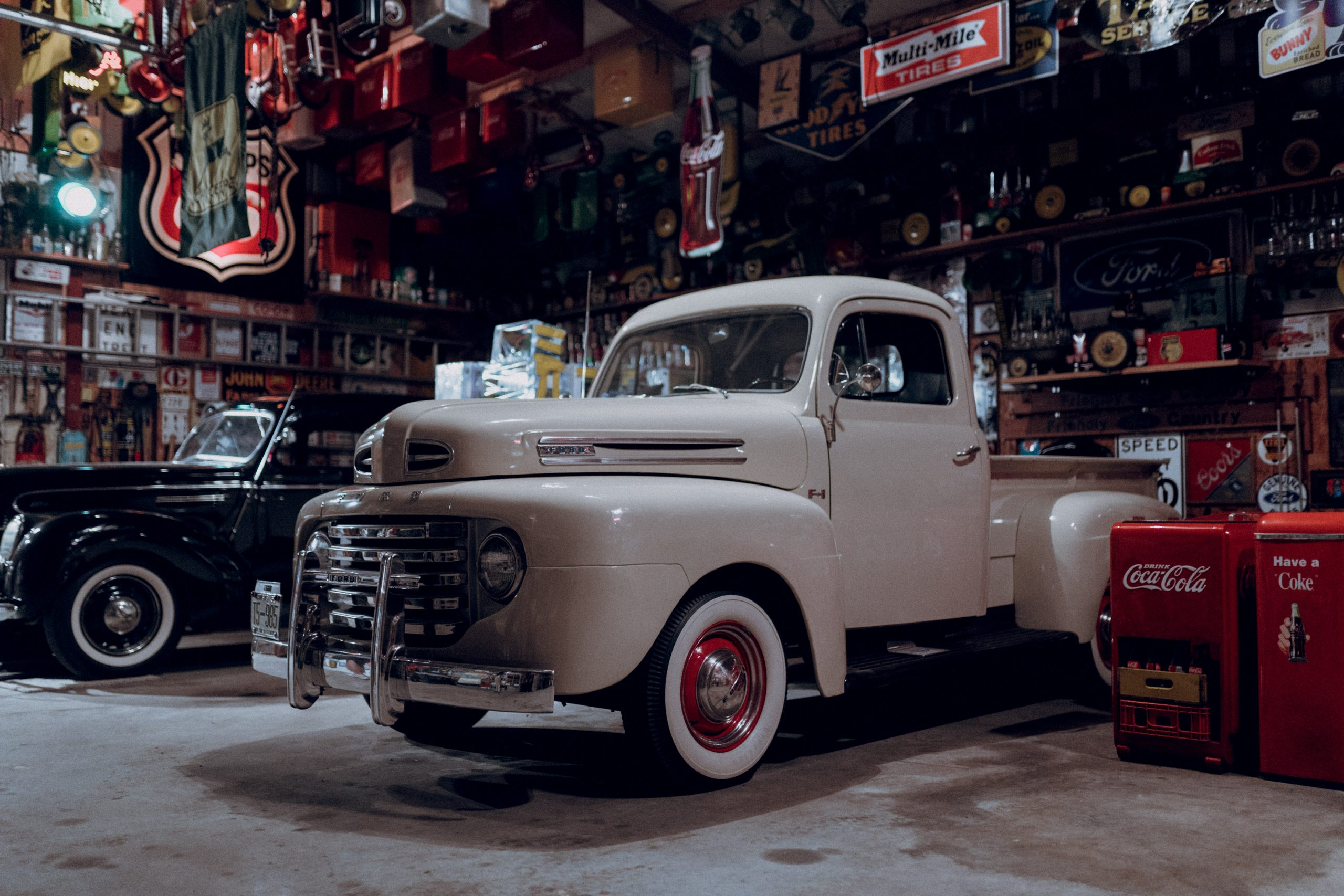 Max Williams Ford Truck