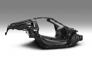 McLaren 720S monocoque