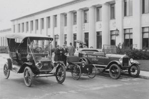1927 Model T Touring 15 millionth highland park plant