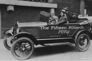 1927 Ford Model T Touring 15 millionth