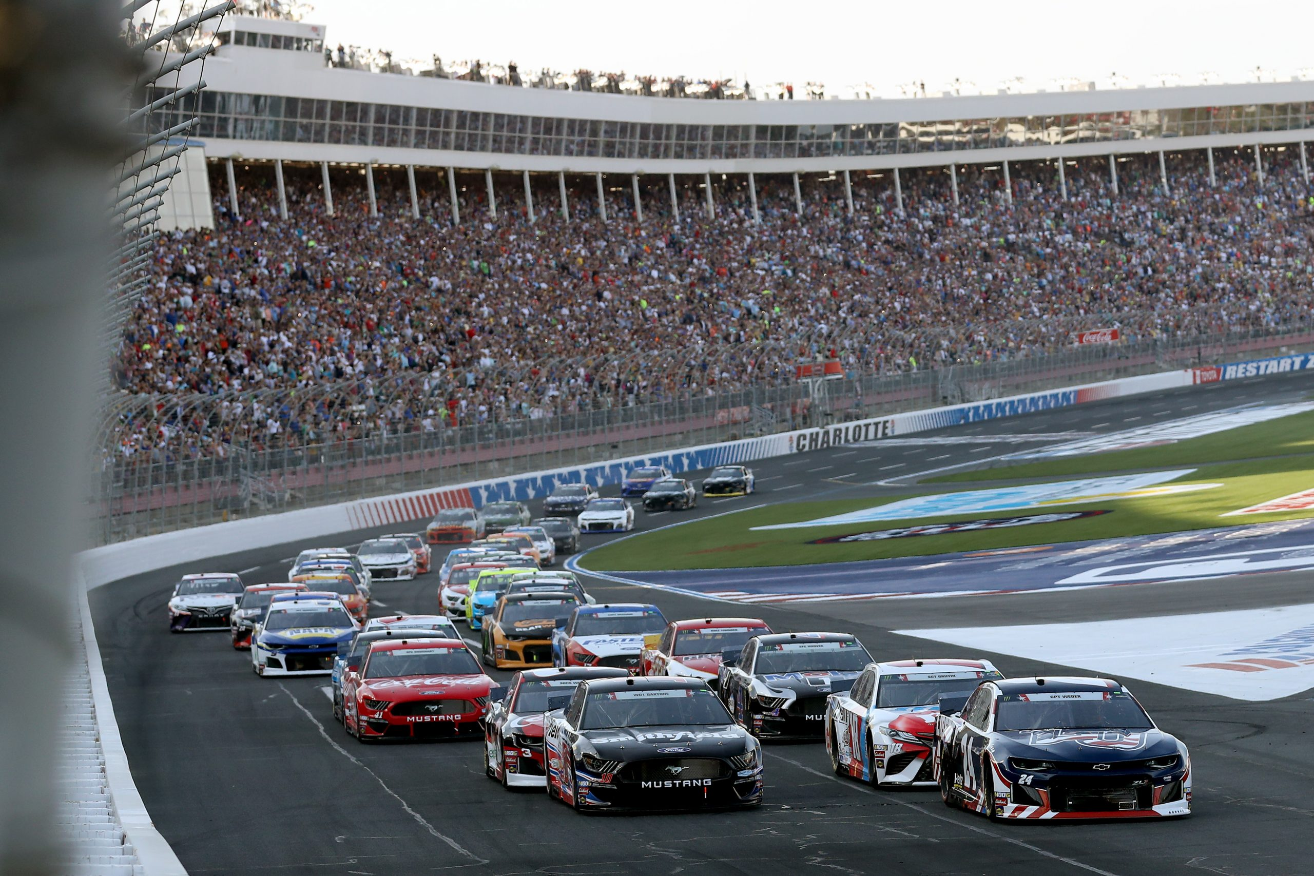 Monster Energy NASCAR Cup Series Coca-Cola 600 2
