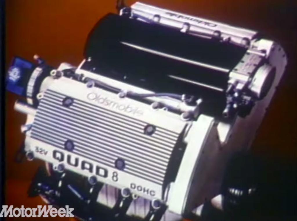 Oldsmobile Aerotech Quad 8