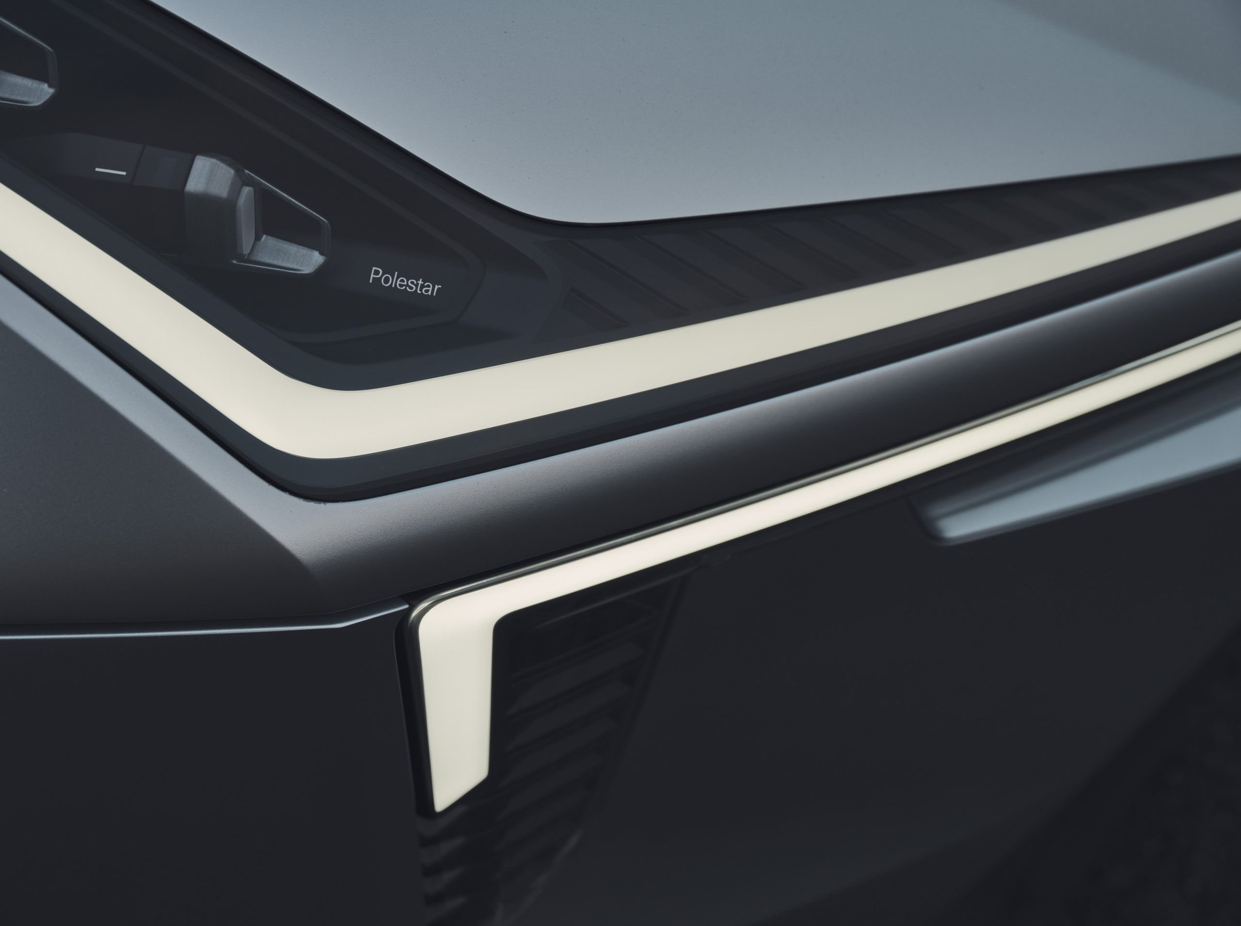 polestar precept headlight
