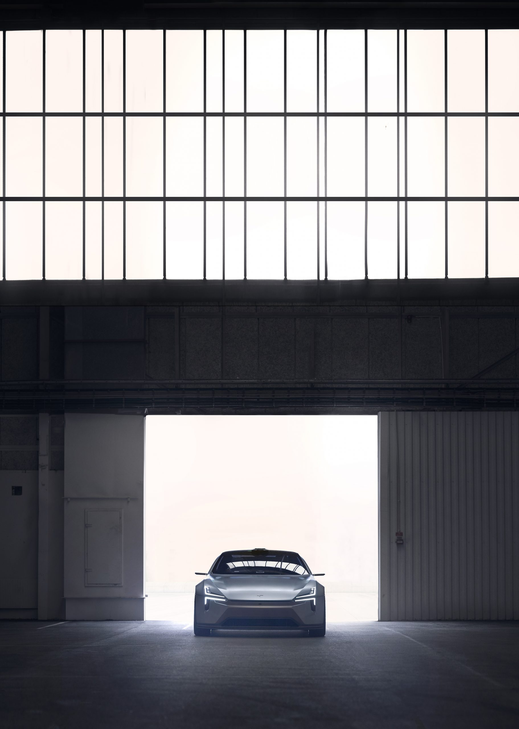 polestar precept vertical
