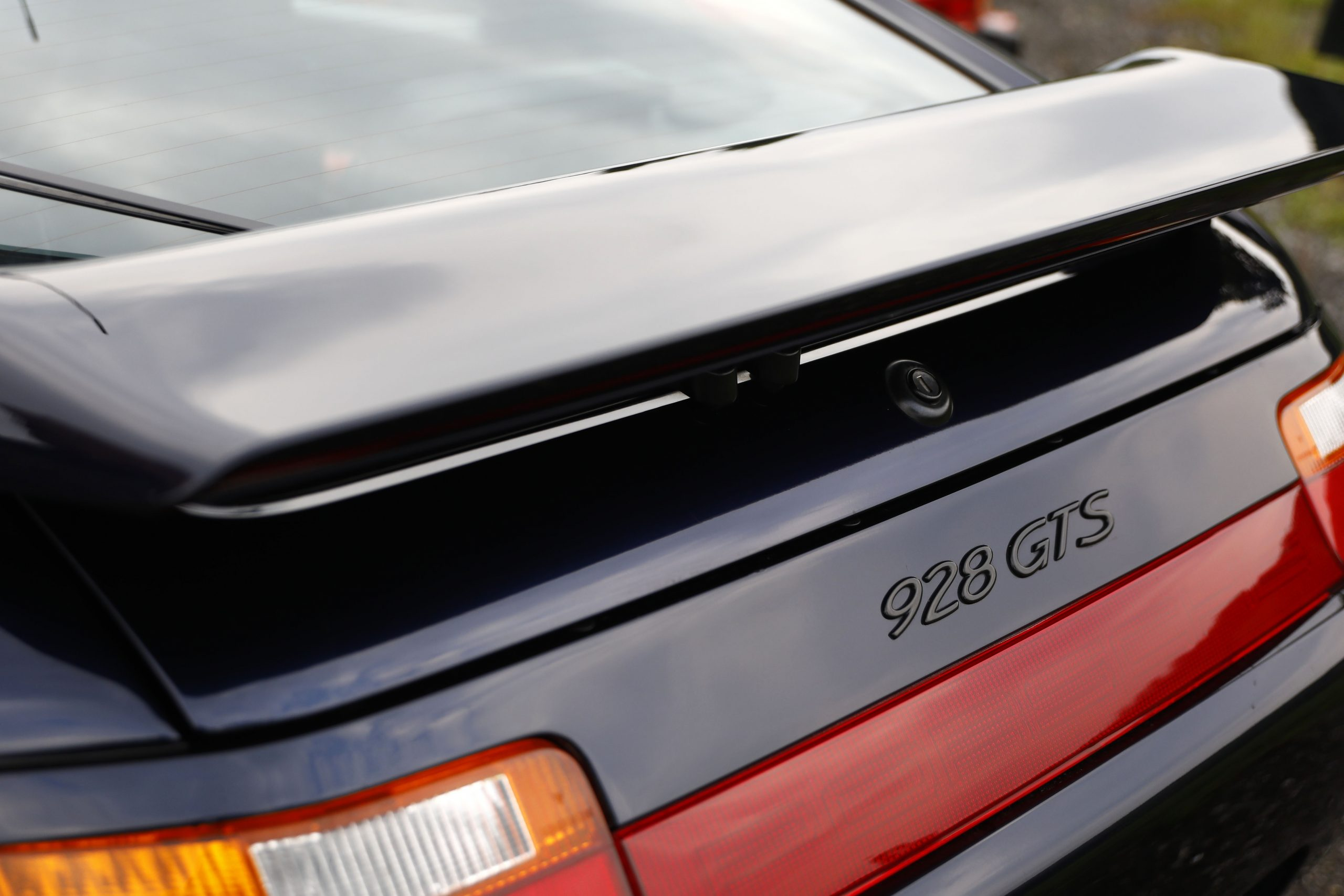 Porsche 928 GTS Rear Spoiler