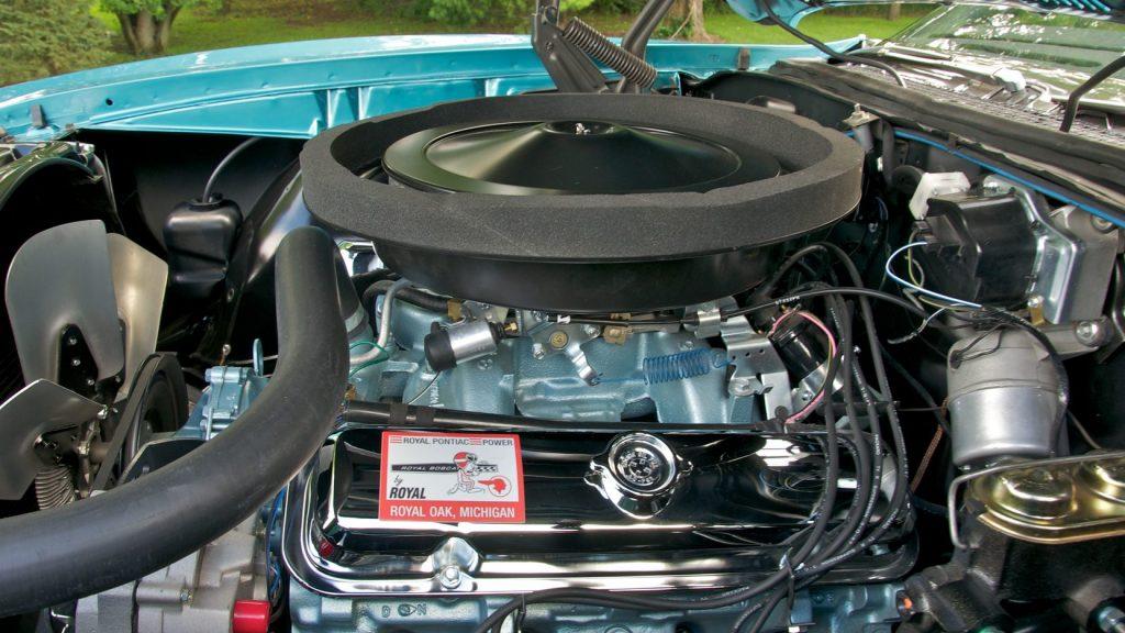 Royal Pontiac 428 1968 GTO Engine Mecum