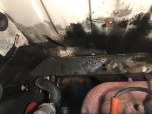 Siegel - 1973 BMW 2002 Engine Compartment Cleanup