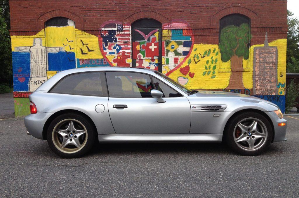 Siegel - 1999 BMW Z3 M Coupe