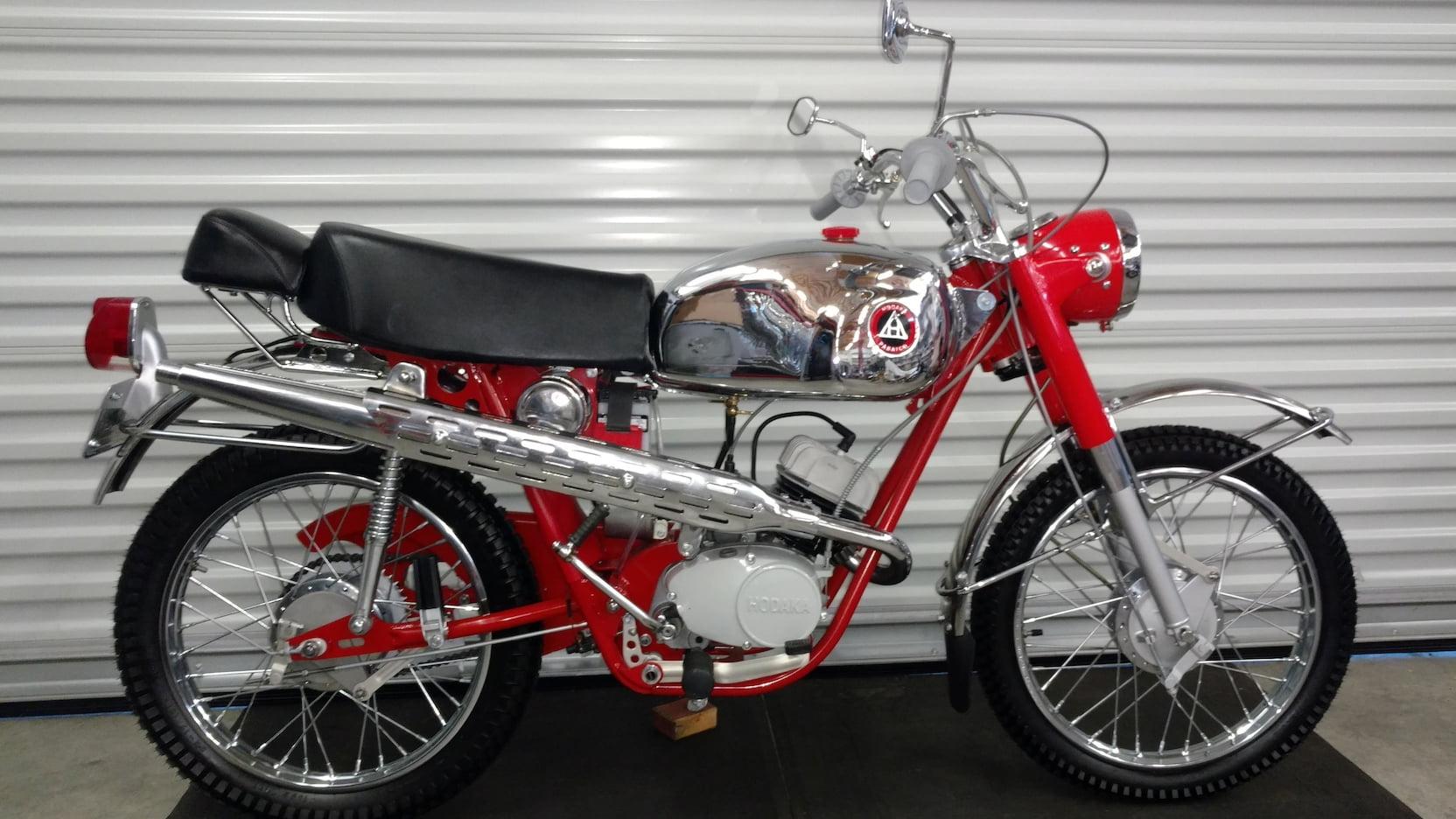 1966 Hodaka Ace 90