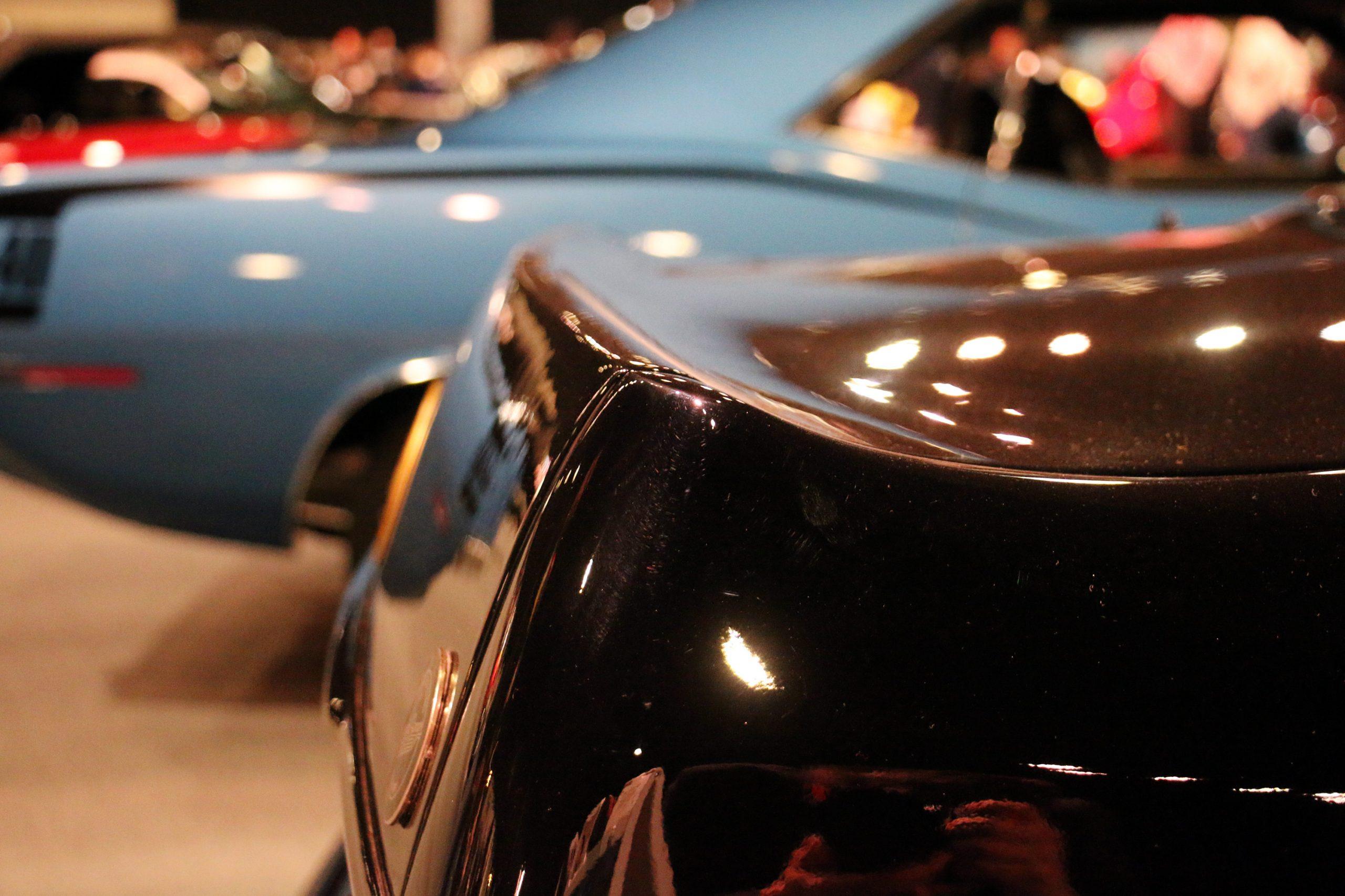 Styling Garage SEC1000 Gullwing Trunk Lid