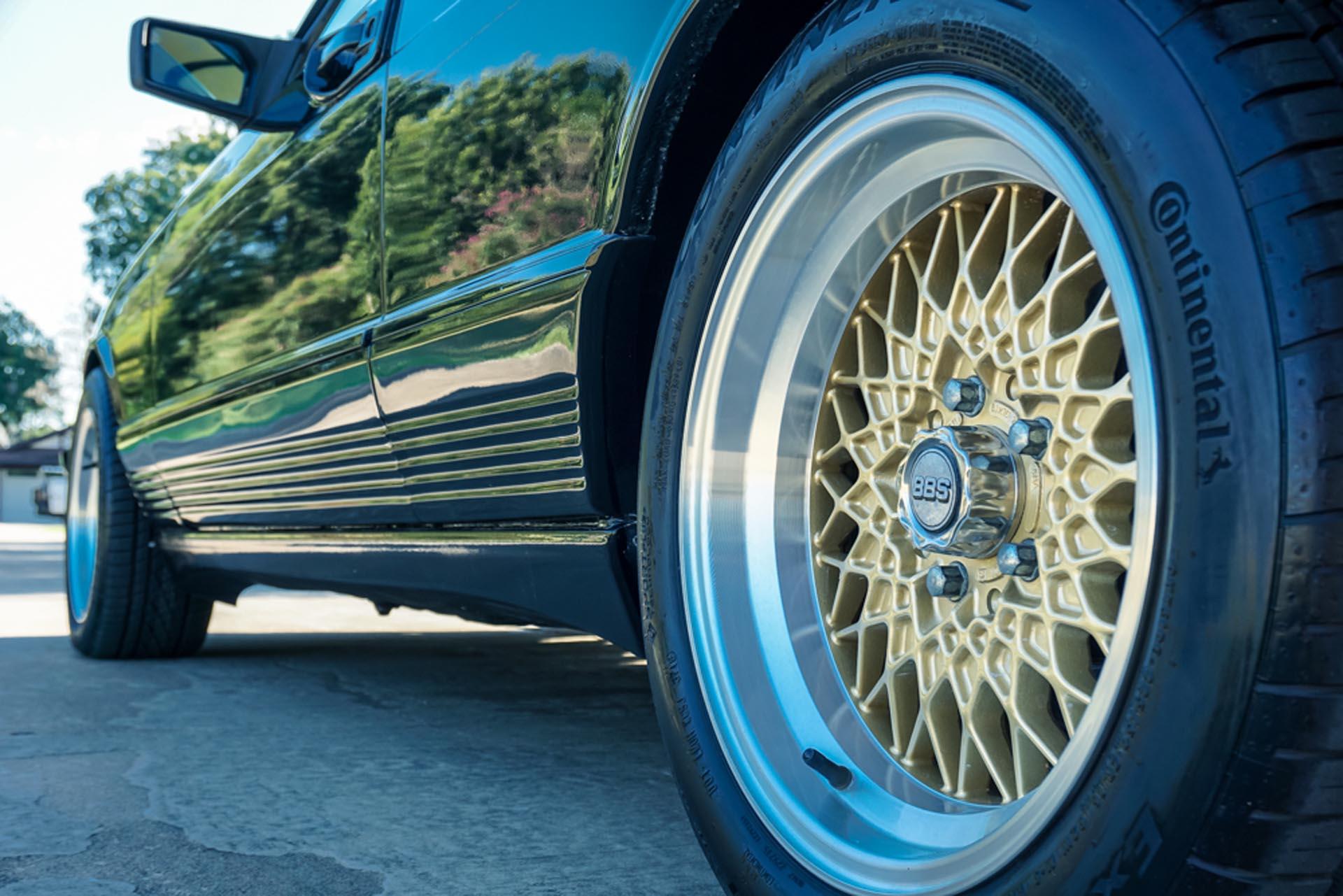 Styling Garage SEC1000 Gullwing Wheel