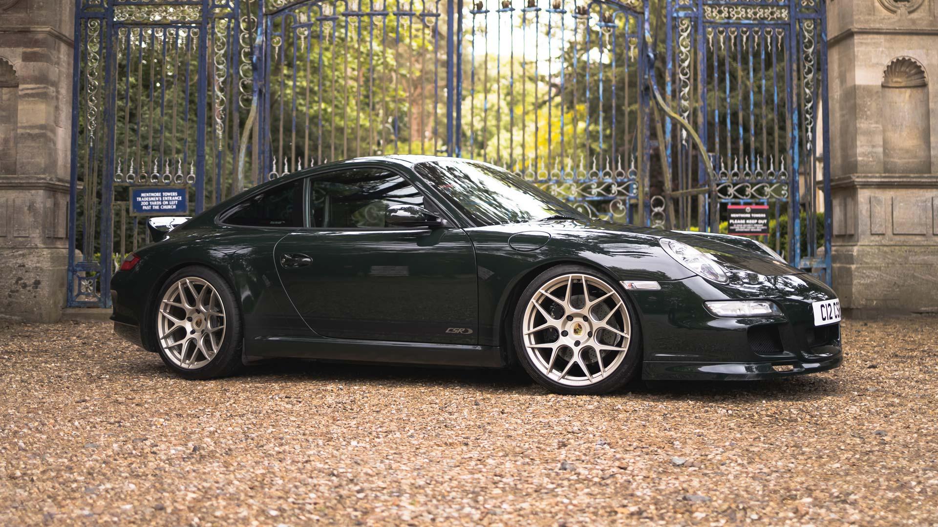 Porsche 997 CSR