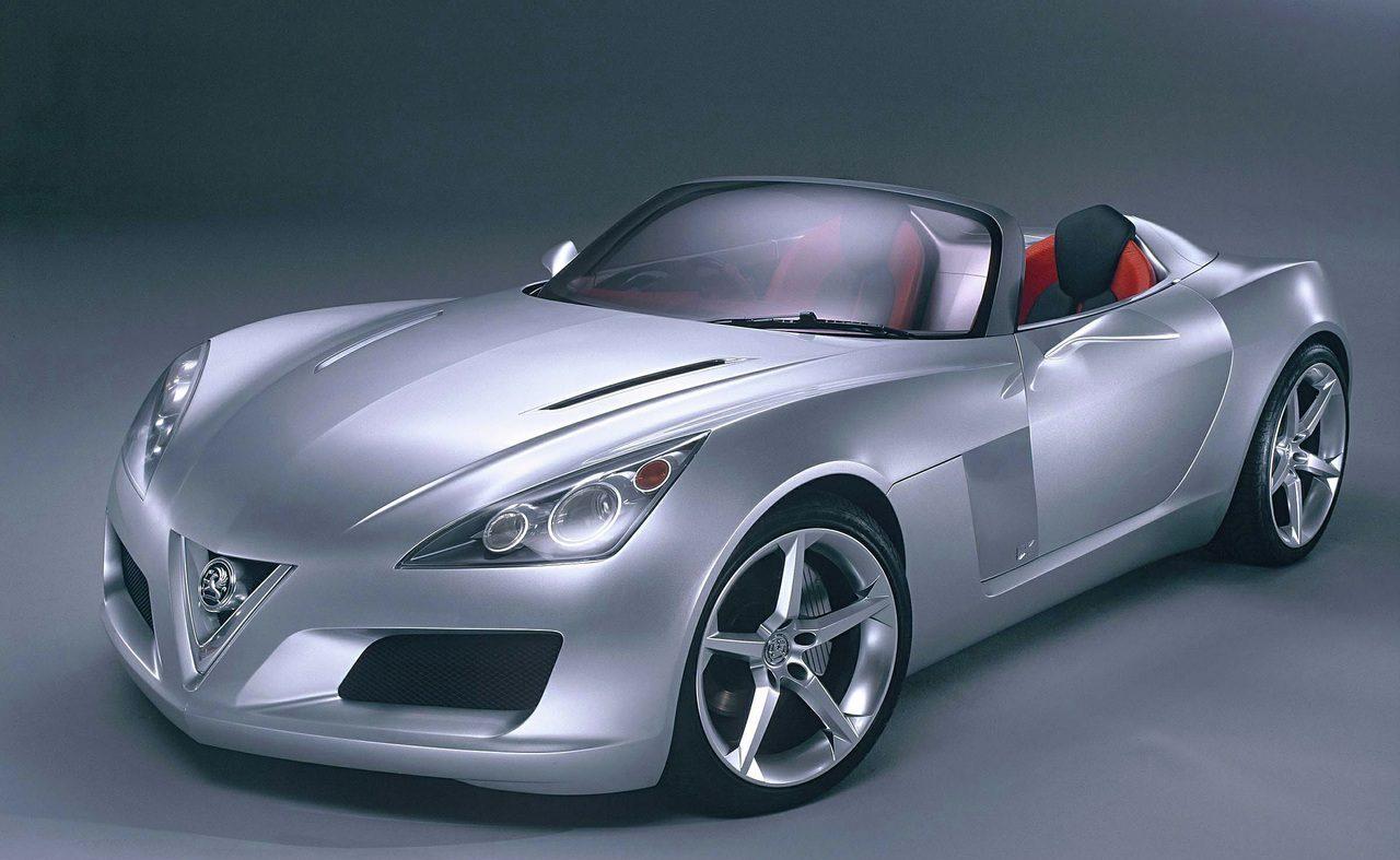 Vauxhall VX Lightning front