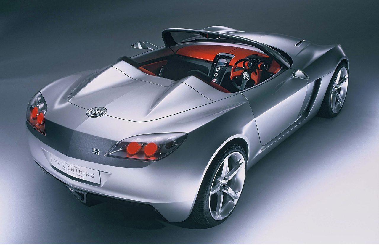 Vauxhall VX Lightning rear