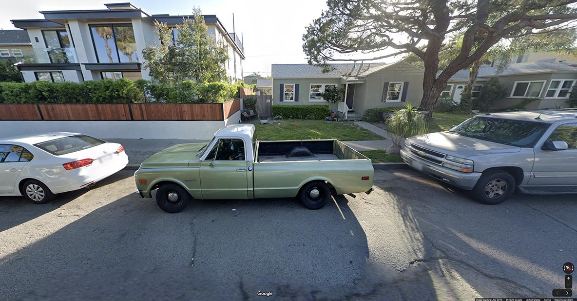 Chevy C10 LA