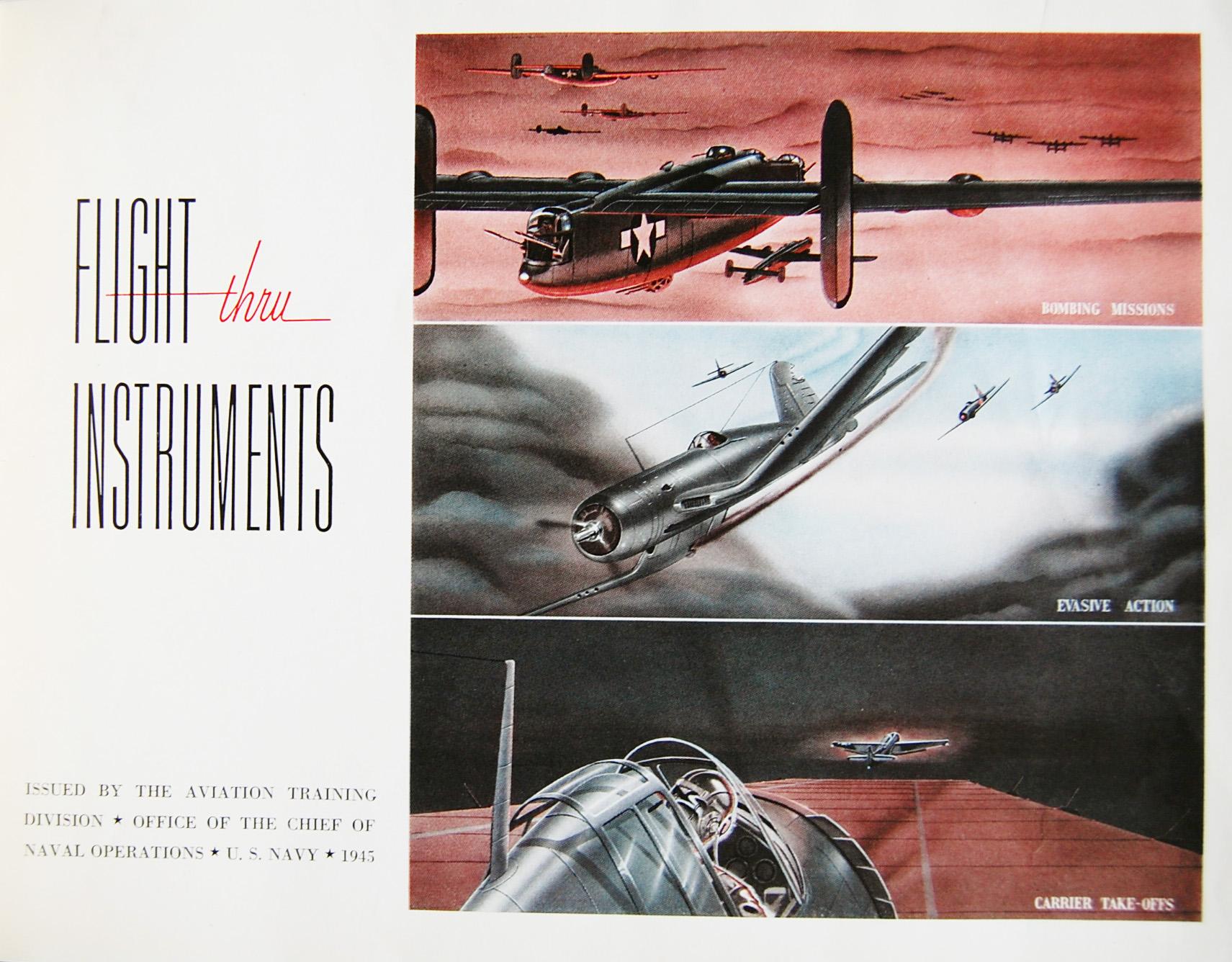 Flight Thru Instruments Manual Actions