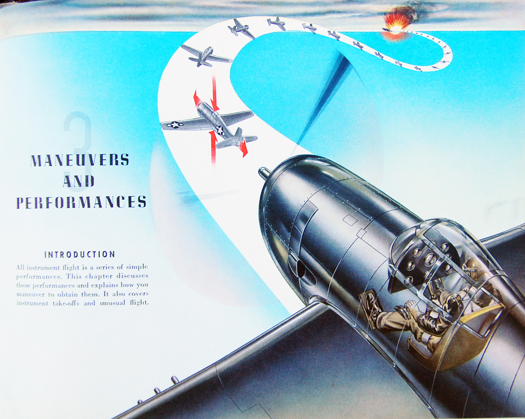 Flight Thru Instruments Manual Maneuvers
