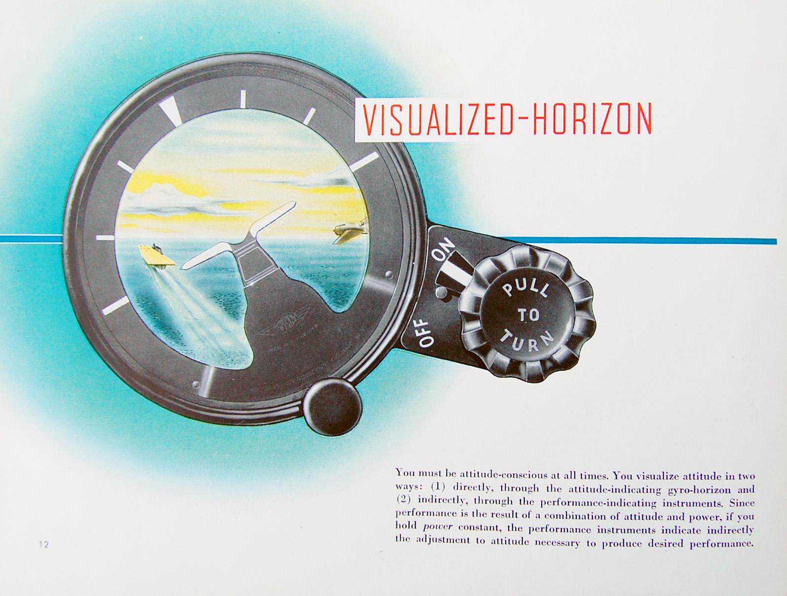 Flight Thru Instruments Manual Horizon