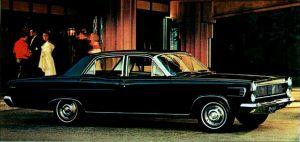 1967 Mercury Caliente brochure side profile view