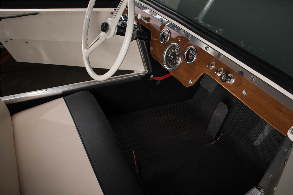 white king midget interior