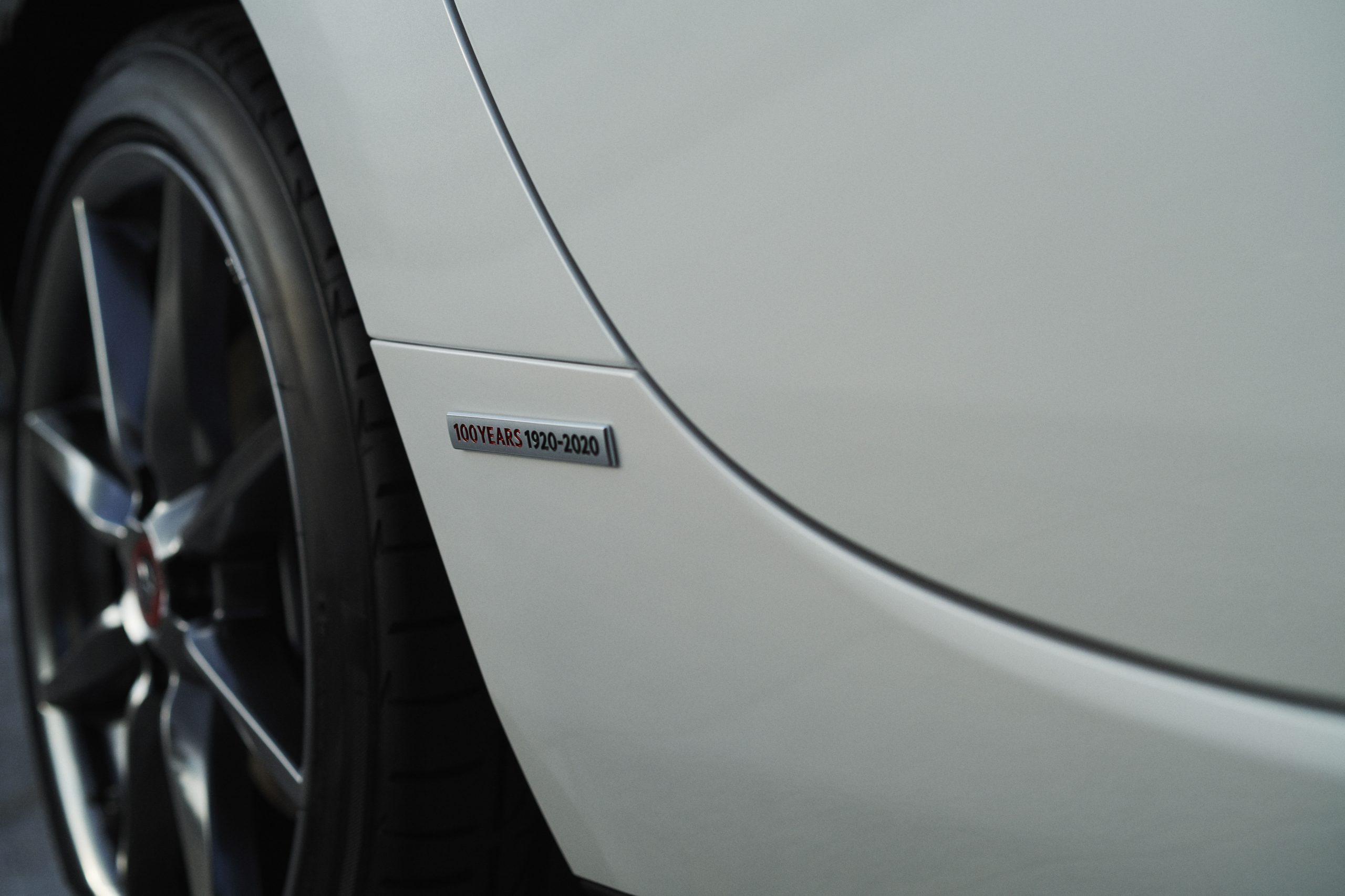 Mazda's 100th Anniversary MX-5 Special Badge