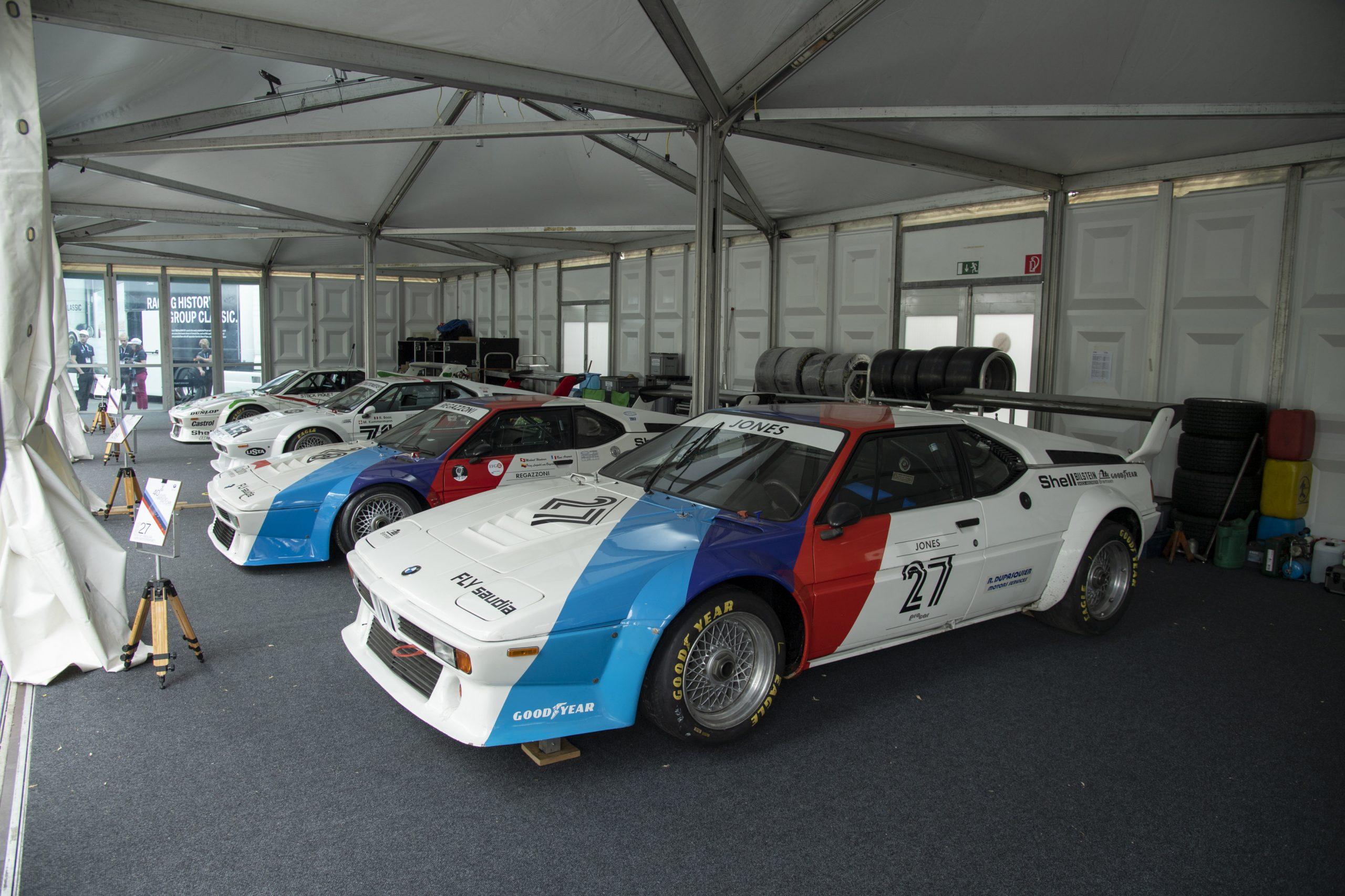 bmw m1 procar garage norisring