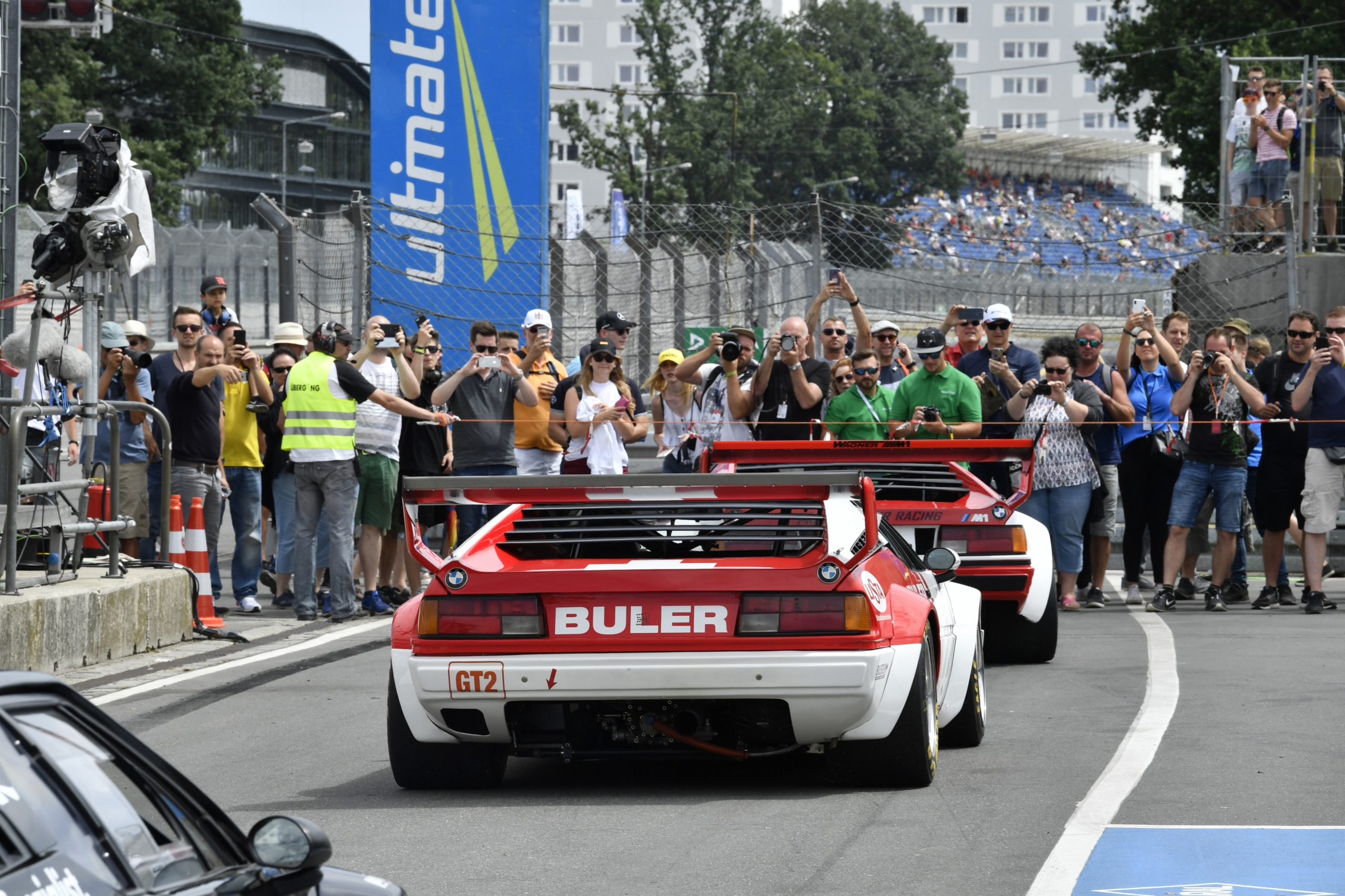 crowd picture m1 procar norisring