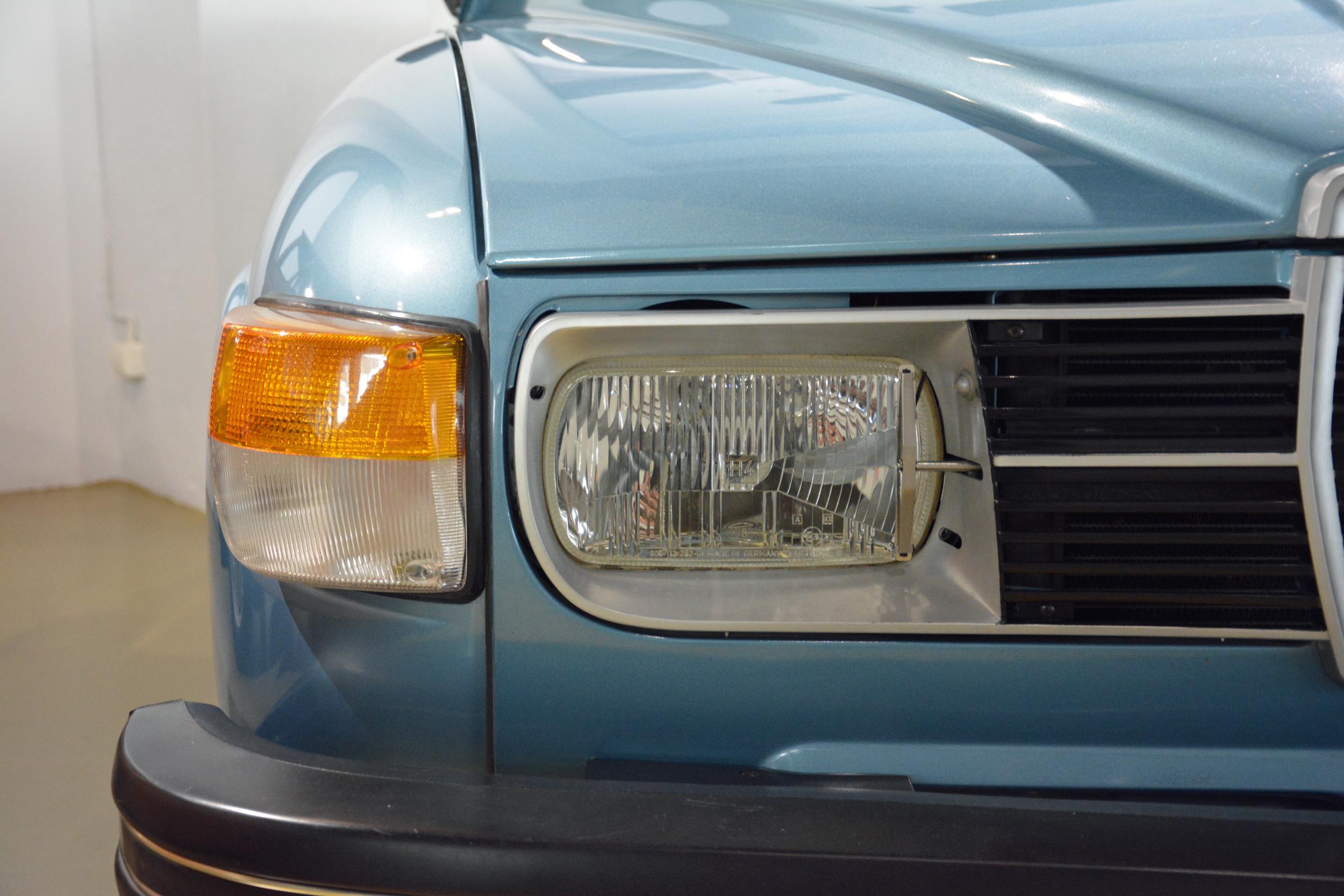 saab museum 96 headlight