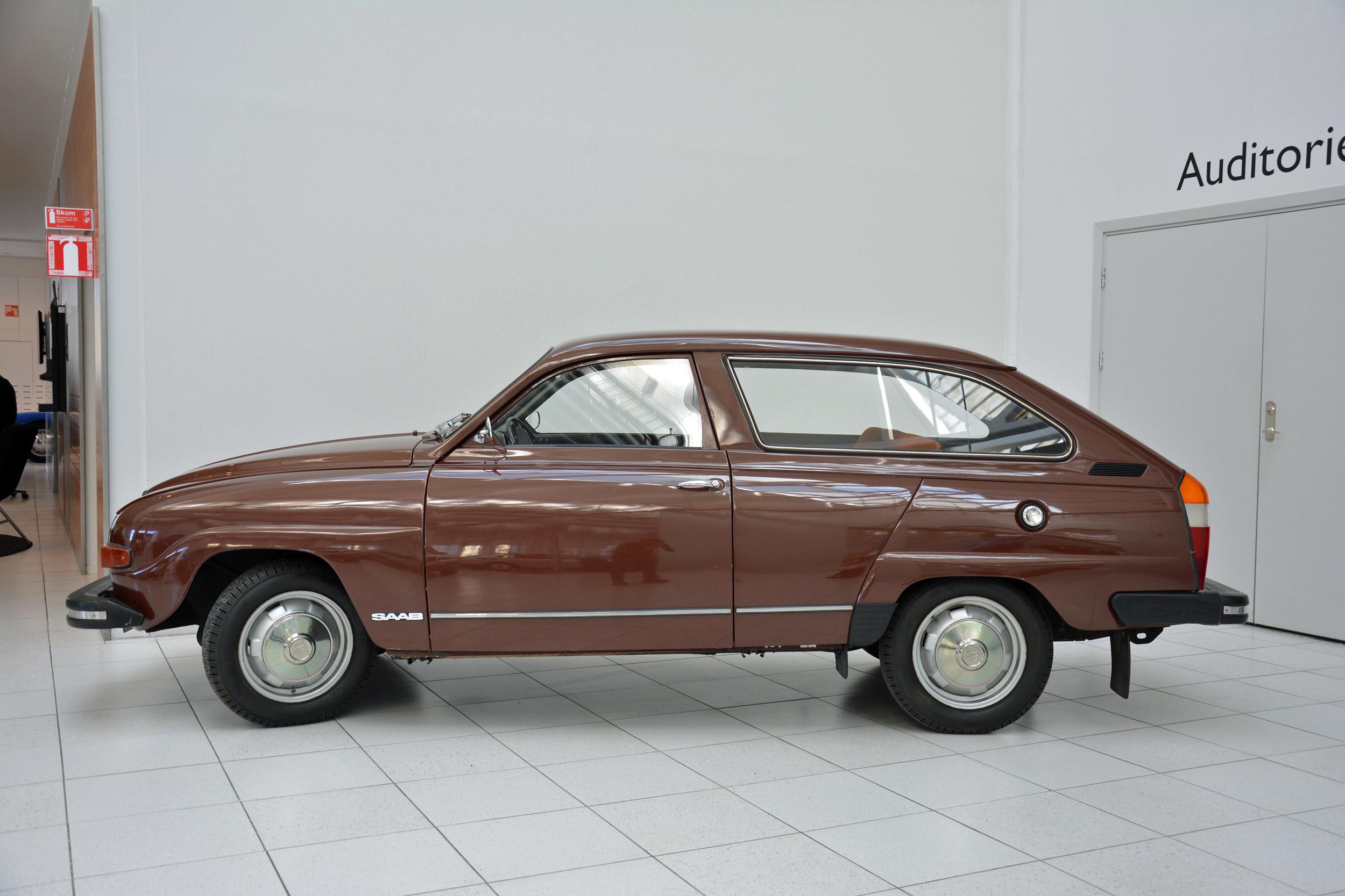 Saab Museum prototype 98