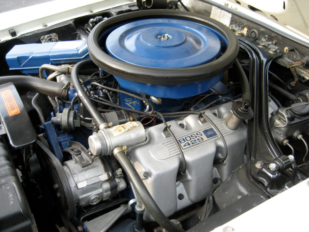 Boss 429 Engine