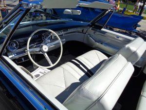 1965 Cadillac de Ville Convertible Interior Front Seats and Dash