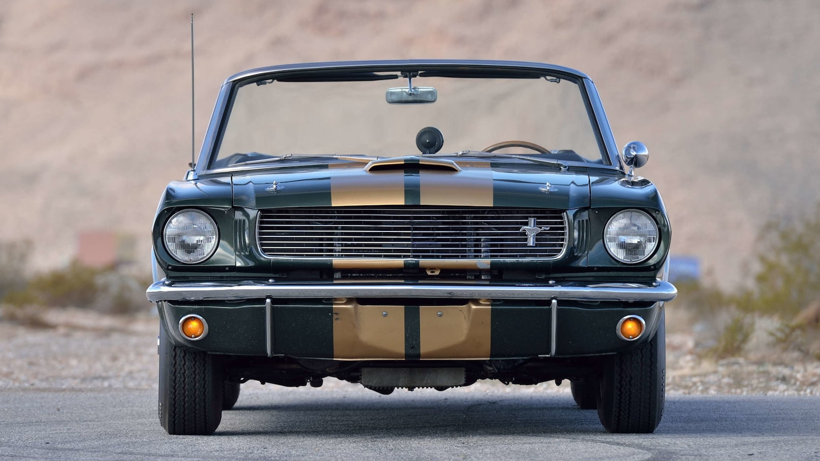 1966 Shelby GT350 Convertible Front