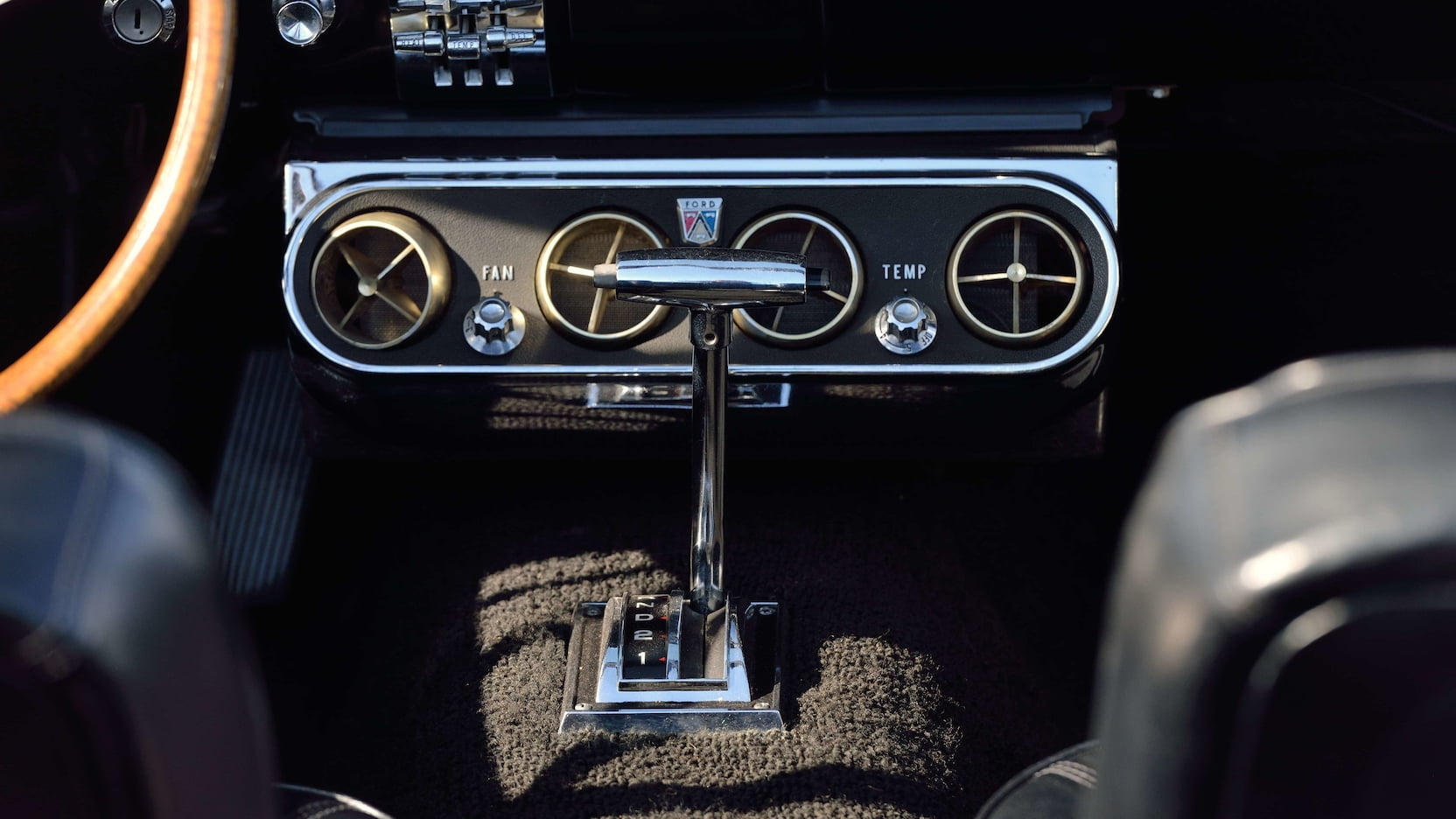 1966 Shelby GT350 Convertible Shifter