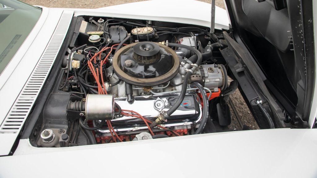 1969 Chevrolet Corvette L88 Engine