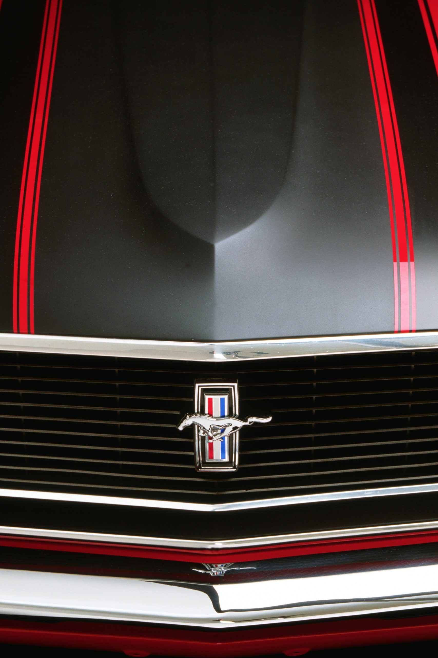 1970 Ford Mustang Mach 1 Grille