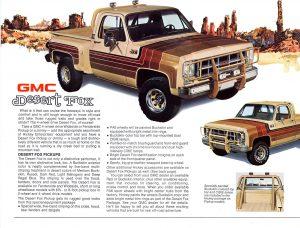 1977 GMC Desert Fox