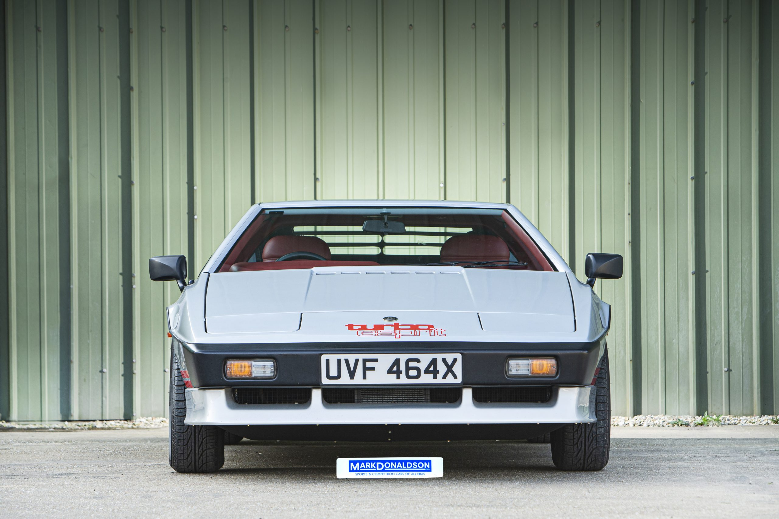 Lotus Espirit Series 3 Turbo Front