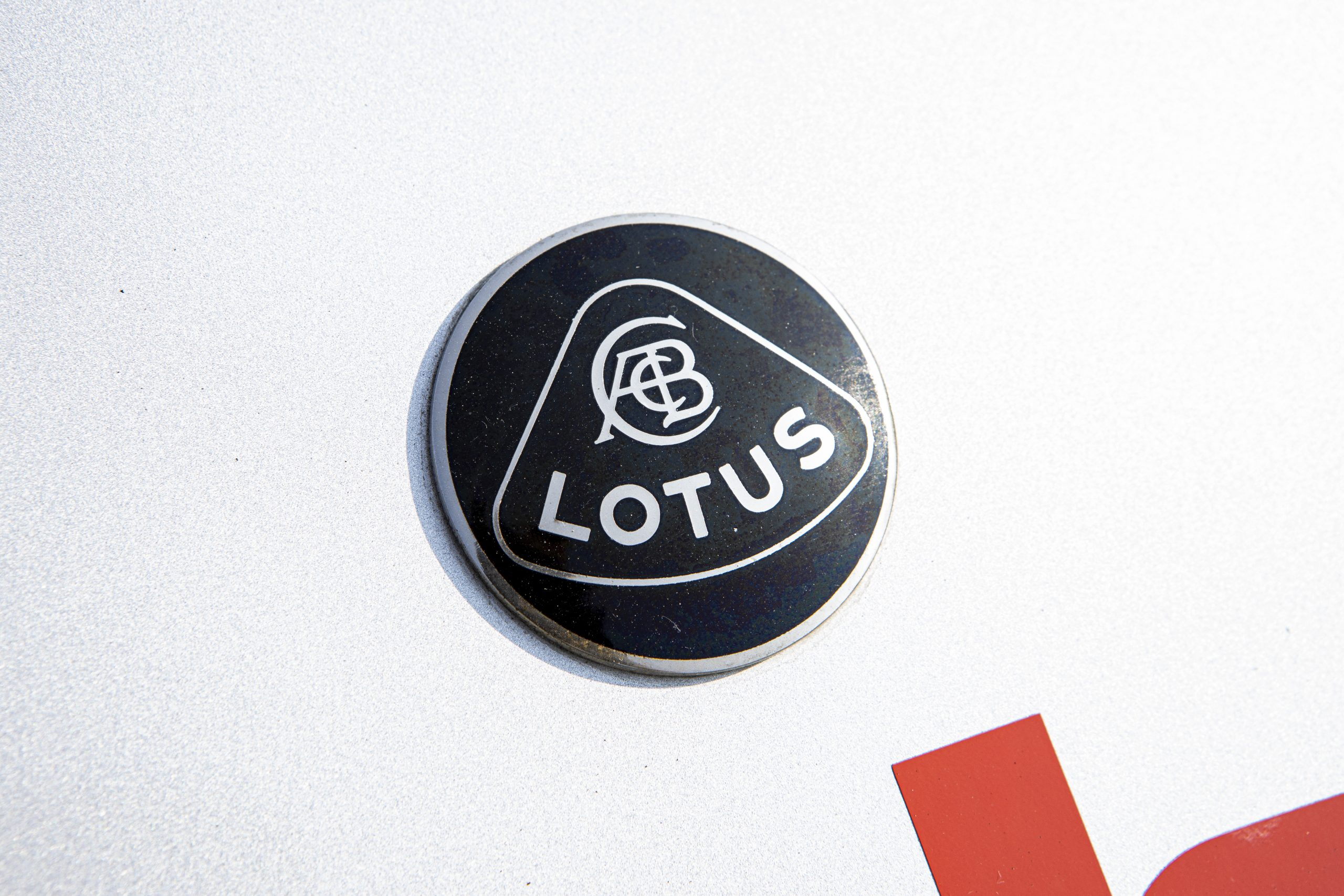 Lotus Espirit Series 3 Turbo Badge