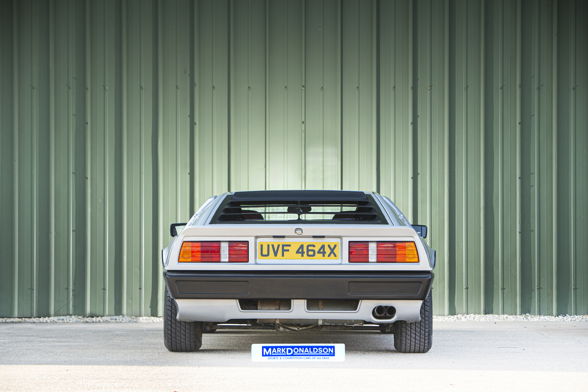Lotus Espirit Series 3 Turbo Rear