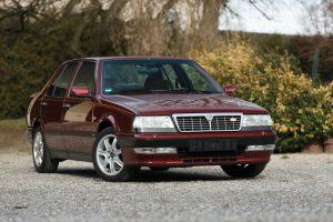 1991 Lancia Thema 8.32