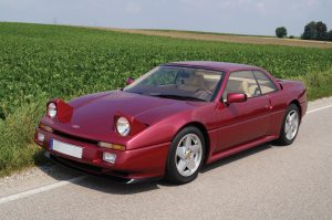 1991 Venturi Transcup 260