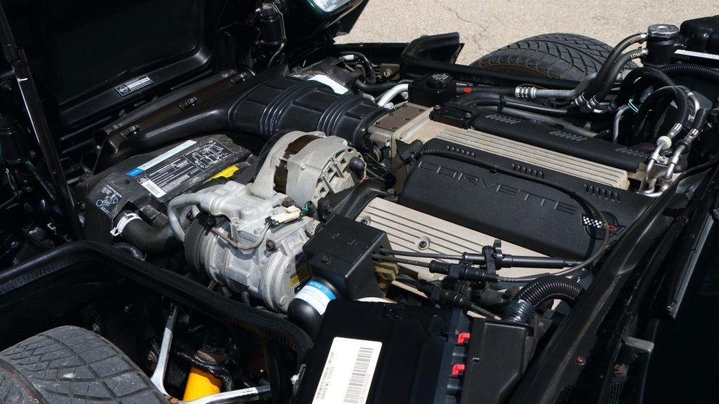 1992 C4 Corvette LT1 Greg Ingold