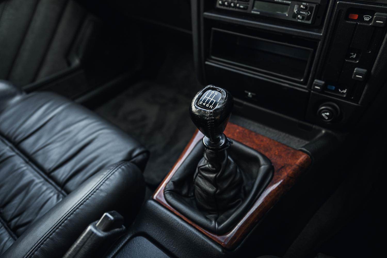 1992 Vauxhall Lotus Carlton Shifter