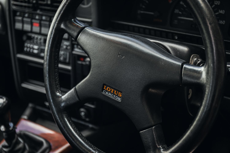 1992 Vauxhall Lotus Carlton Steering Wheel