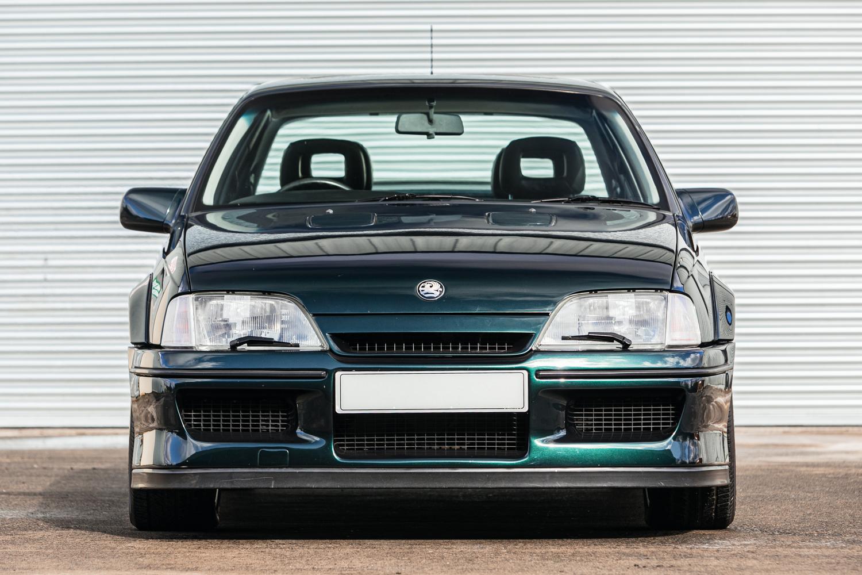 1992 Vauxhall Lotus Carlton Front