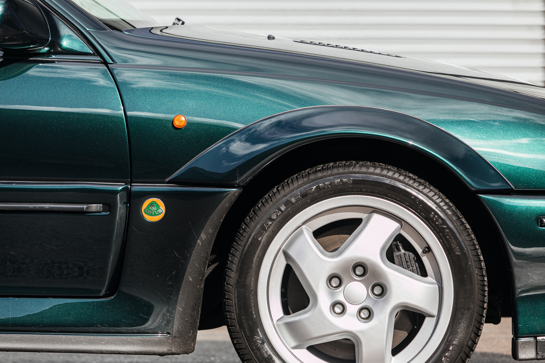 1992 Vauxhall Lotus Carlton Exterior Front Side Profile