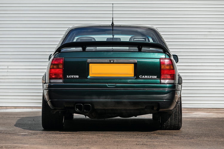 1992 Vauxhall Lotus Carlton Rear