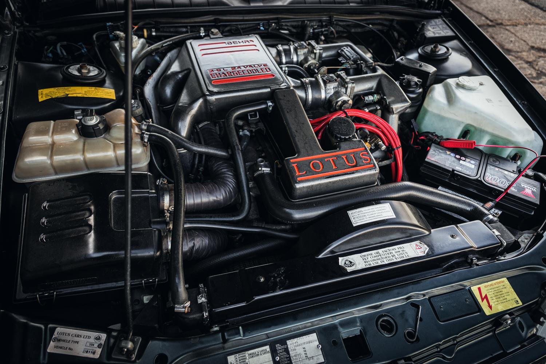 1992 Vauxhall Lotus Carlton Engine
